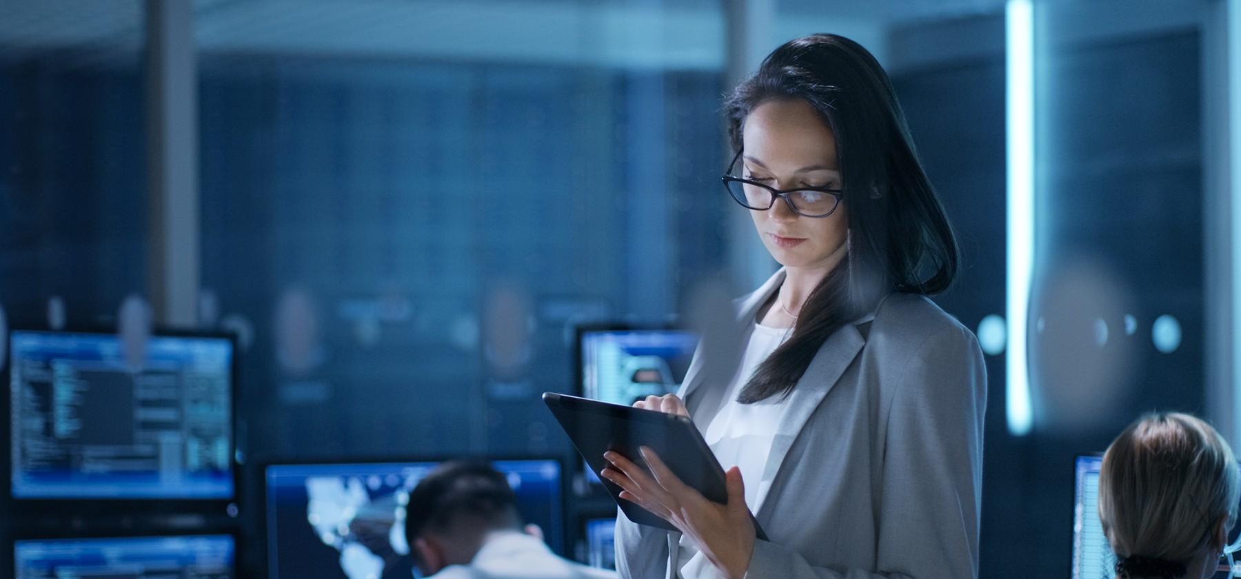 Sicurezza informatica, impianti di videosorveglianza e controllo accessi