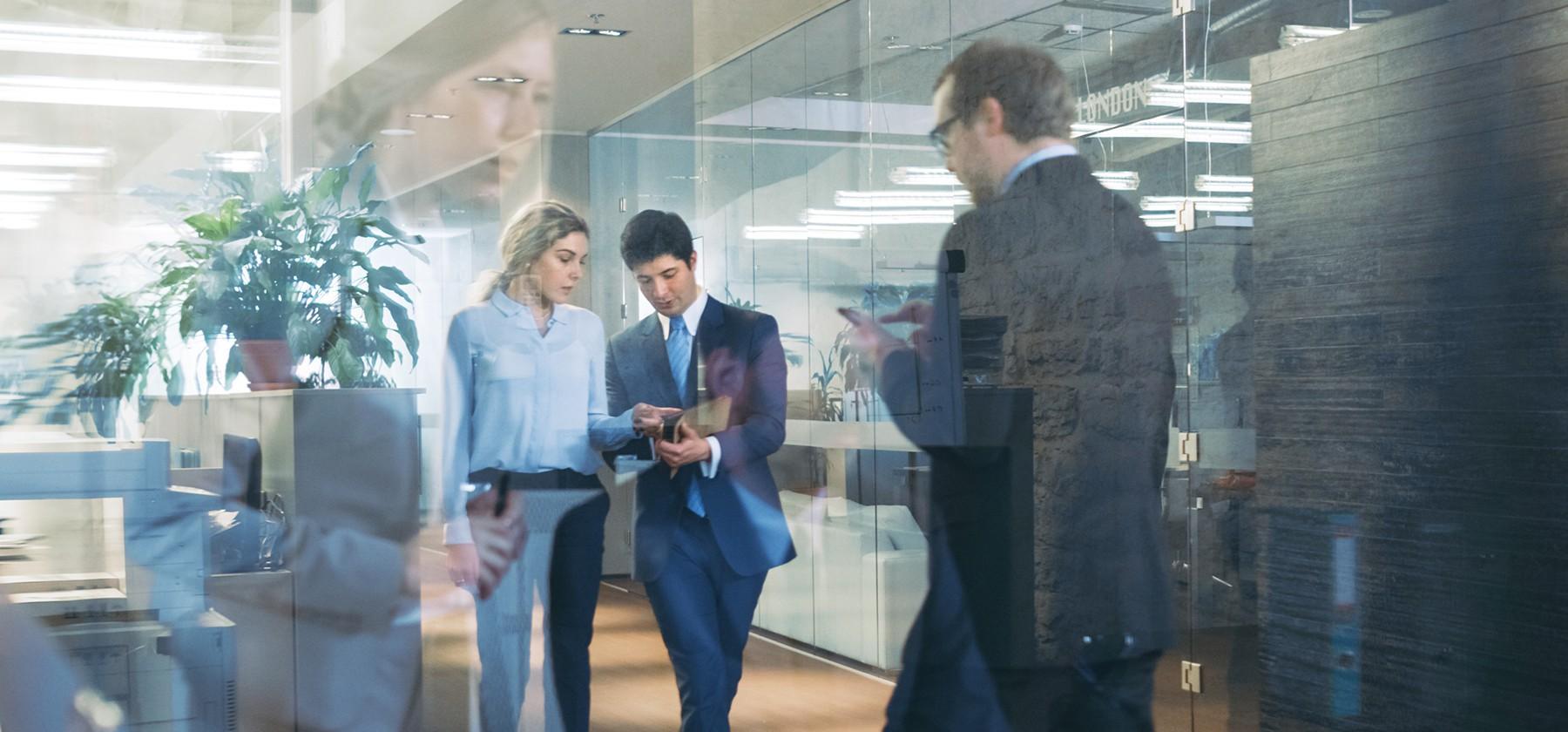 Enterprise network, rete informatica aziendale, soluzioni WiFi e ponti radio