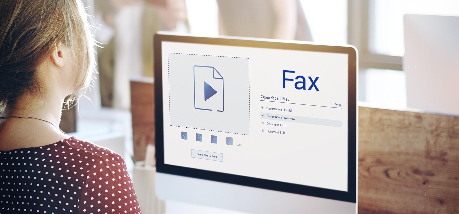 Fax server virtuale. Fax in Cloud