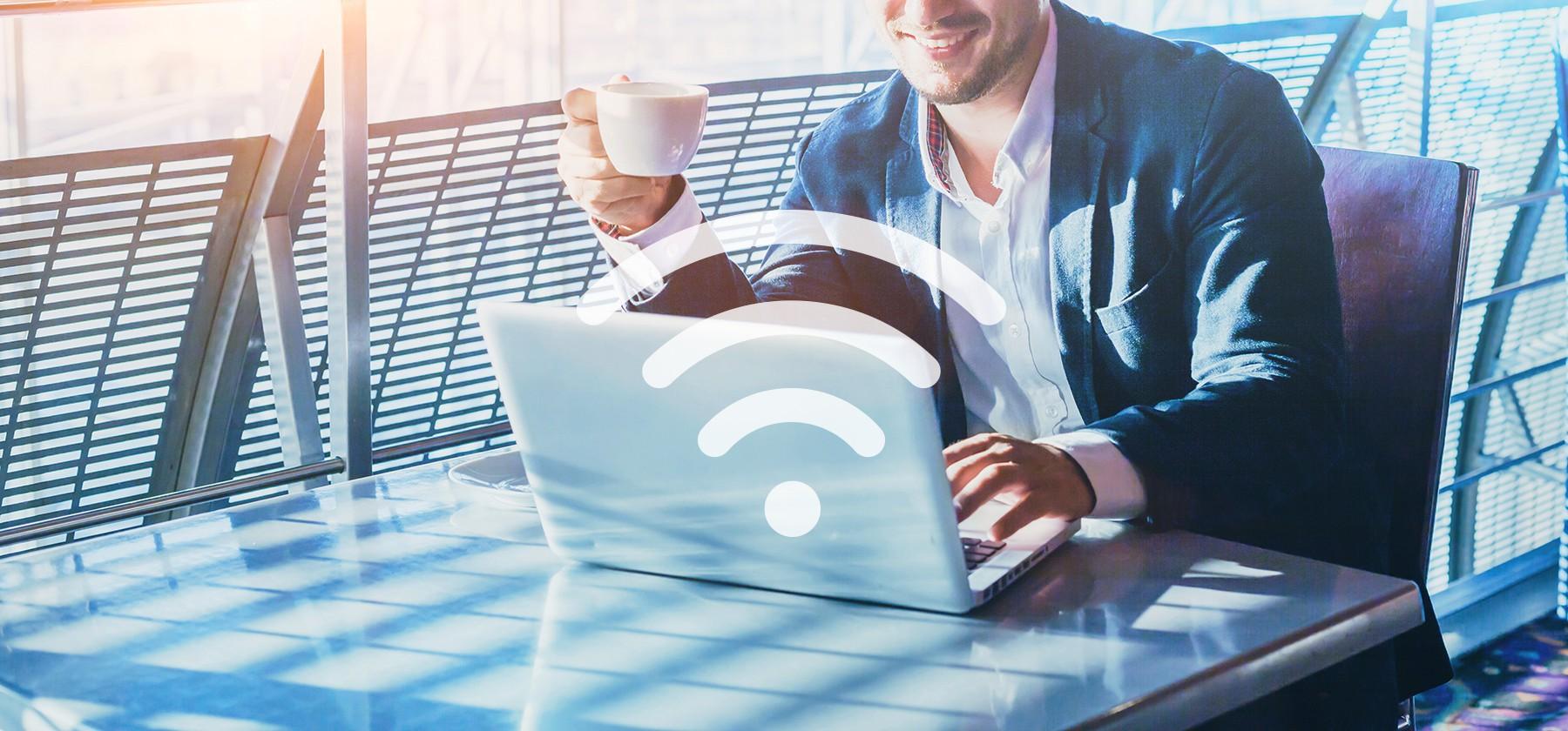 Hotspot WiFi gestito in Cloud