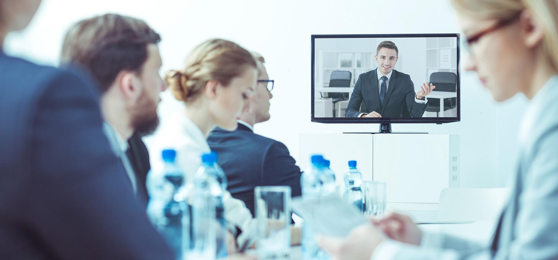 Audio videoconferenza Treviso, Padova, Trento e Pordenone