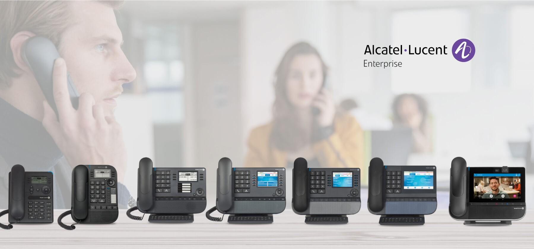 Assistenza Alcatel Lucent a Padova, Treviso, Trento e Pordenone